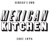 Mexican Kitchen Restaurant Logo