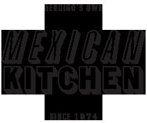 Mexican Kitchen Restaurant Logo